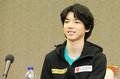 韓国フィギュア男子のホープ