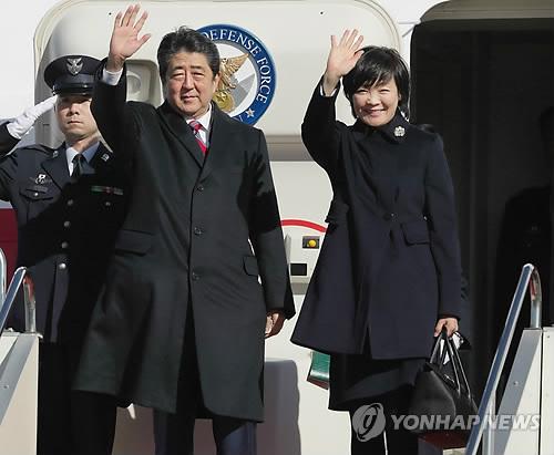 아베, 유럽 6개국 순방길…대북 공조·경제협력 주력