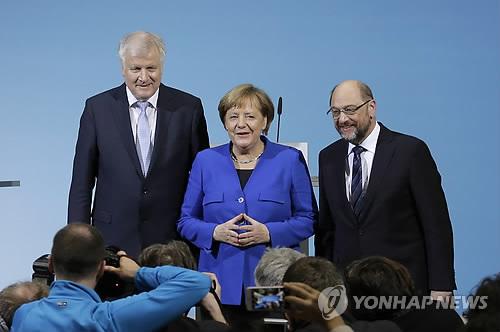 독일 대연정 예비협상 극적 타결