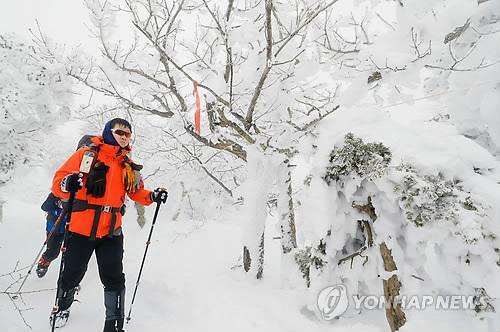 겨울철 한라산 입산·하산 통제시간 최대 2시간 앞당겨