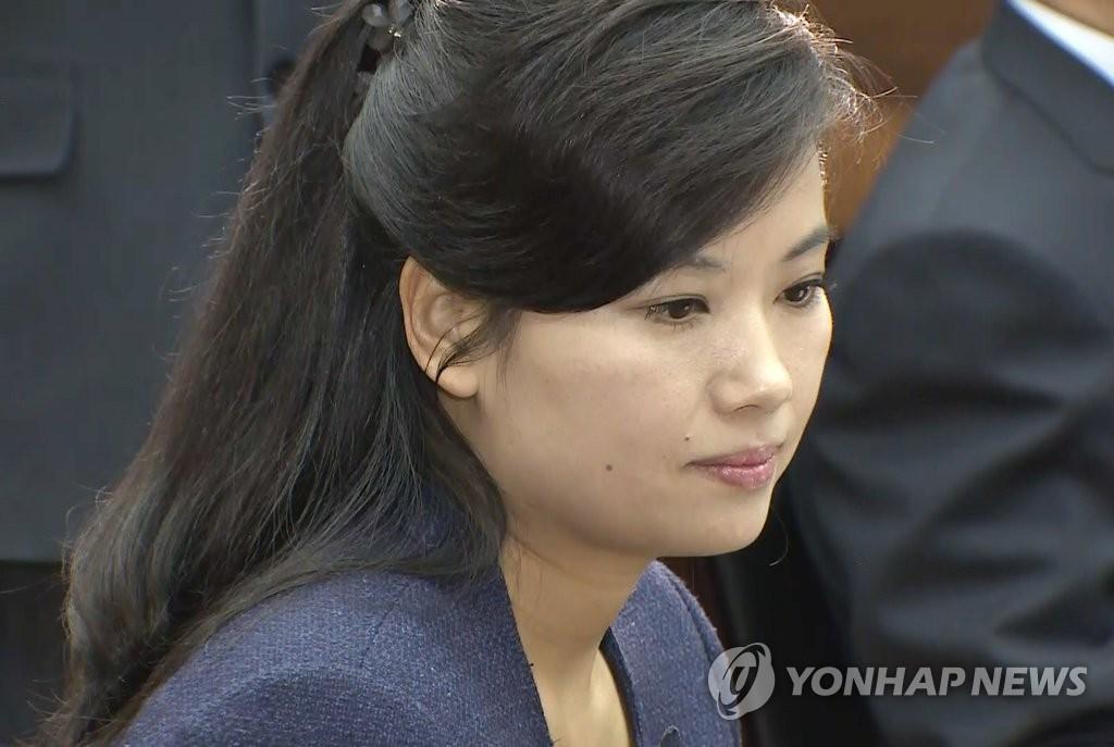 남북협상 참석한 현송월