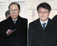 """민주 """"김백준·김진모 구속 사필귀정…MB 이실직고 해야"""""""