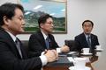 韩朝冬奥会谈韩方代表团准备赴会
