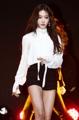 S. Korean singer Chungha
