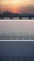 ソウルの大気汚染が深刻化