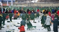 Ice fishing festival draws tourists