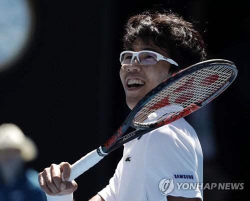 韓国勢初 テニス四大大会4強入り