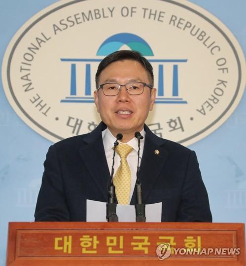 정태옥 대변인 현안브리핑
