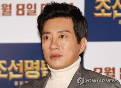 S. Korean actor Kim Myung-min