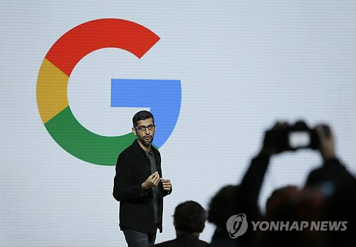구글 창사 20년 만에 연간 매출 1천억$ 돌파
