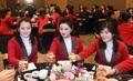 朝鲜访问团欢迎晚宴