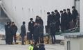 朝鲜冬奥艺术团再度下船