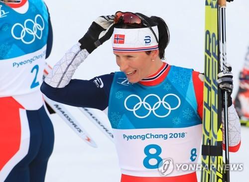 [올림픽] 아쉽게 실패한 3관왕 3연패 도전, 하지만 미소는 여전