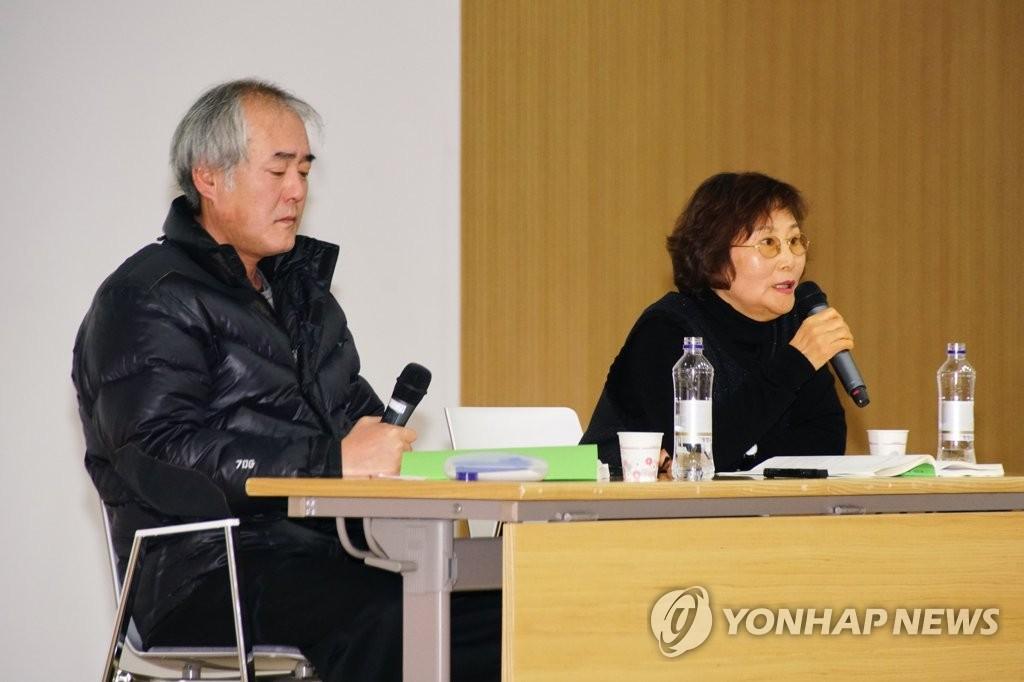 한국작가회의 새 임원 선출… 이경자 이사장과 한창훈 사무총장