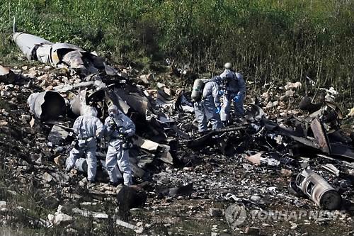 이스라엘, 자국 전투기 격추되자 시리아 대대적 공습