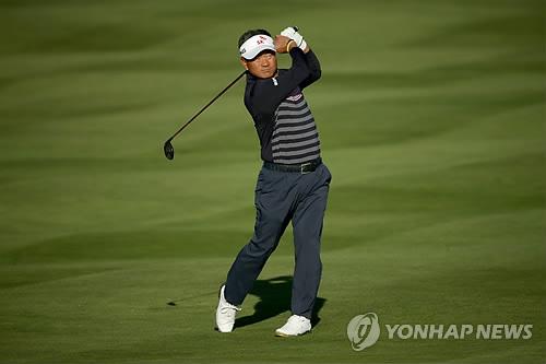 최경주, PGA 투어 푼타카나 챔피언십 중위권 출발