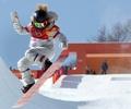 韩裔美国单板滑雪名将克洛伊・金