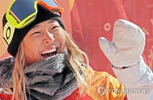 [올림픽] 함박웃음 클로이 김