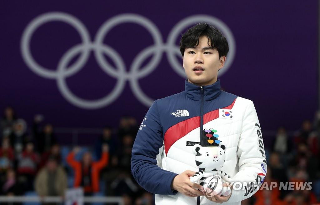 [올림픽] 김민석, 내가 해냈다