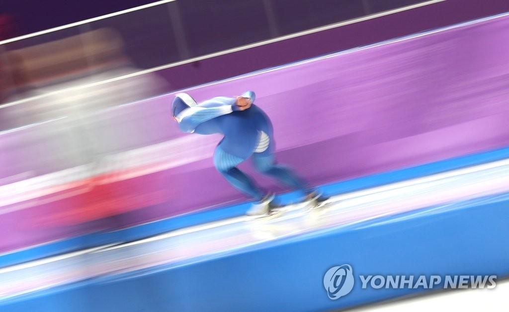 [올림픽] 김민석 '평창에서 우뚝'