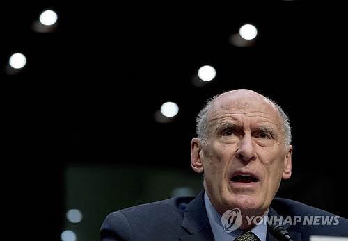 """美정보수장 """"북핵은 실존위협…올해 더많은 미사일시험 할듯"""""""