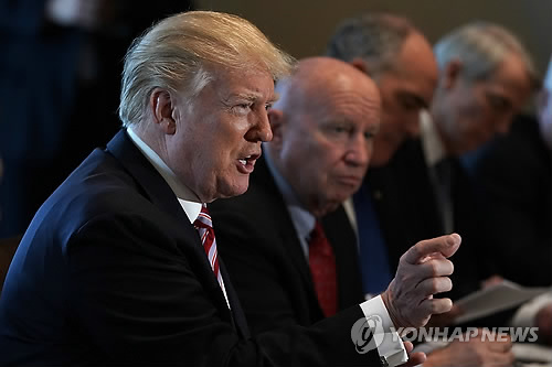 """트럼프 """"한미 FTA는 매우 나쁜 협정…손실만 낳았다"""""""