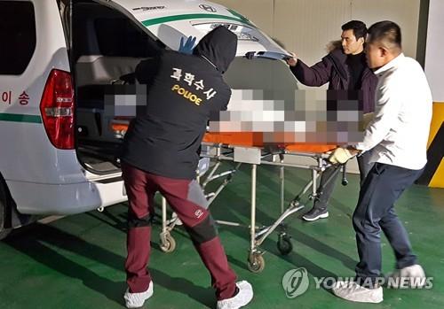 제주 여성관광객 살해용의자 천안 모텔서 숨진 채 발견