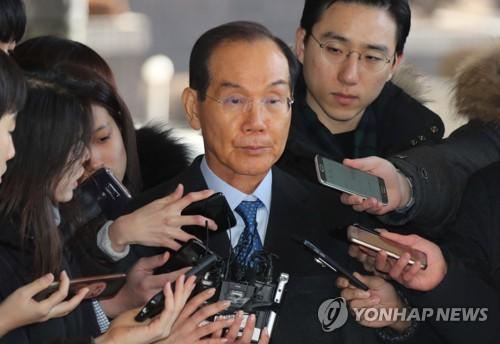 이학수 전 삼성그룹 부회장 침묵