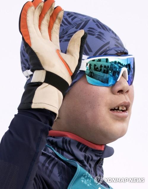 [올림픽] 이빨에 피 묻은 북한 리영금