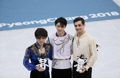Men's singles figure skating medalists
