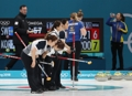 S. Korea-Sweden women's curling