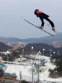 Jumping higher for Olympics