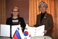S. Korea, Slovakia sign pact on social security