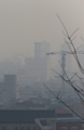 Haze hits Gunsan