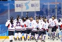 외신들이 꼽은 올림픽 명장면…하키단일팀·갈릭걸스·클로이 김