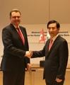 Corea del Sur y Suiza firman un acuerdo de permuta de divisas