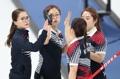 'Curling' femenino Corea del Sur-OAR
