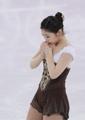 S. Korea' Olympic figure skater Kim Ha-neul