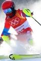 Men's alpine slalom