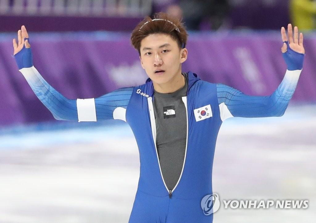 평창올림픽 당시 정재웅