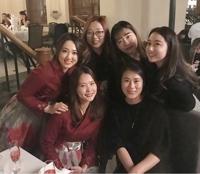 [올림픽] 여자컬링 대표팀 사복패션