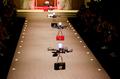 '모델 대신 드론?'…이탈리아 돌체앤가바나 패션쇼