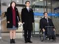 韩代表团启程赴韩朝冬残奥工作会