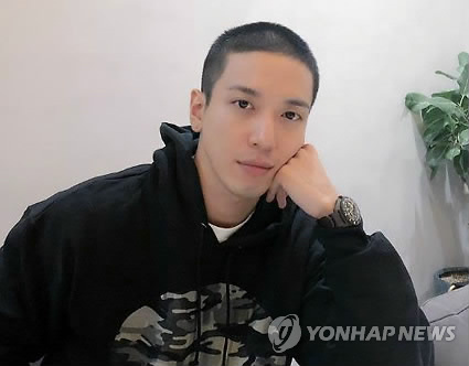 This file photo shows CNBLUE's Jung Yong-hwa. (Yonhap)
