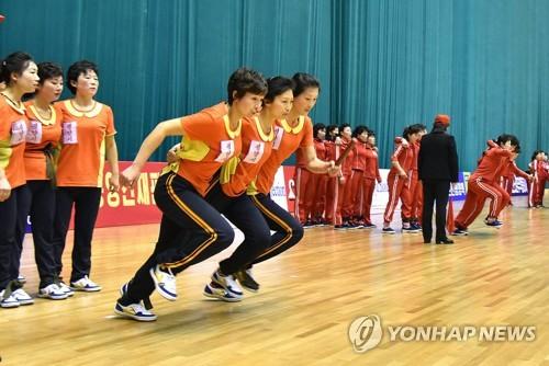 N. Korea marks International Women's Day