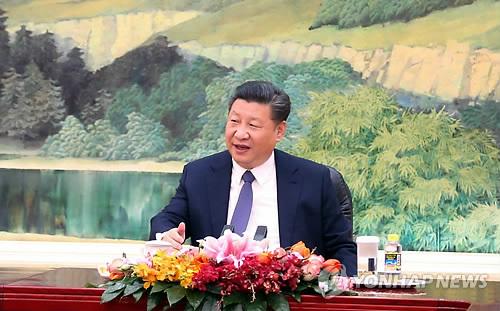 시진핑 중국 국가주석 [베이징=연합뉴스]