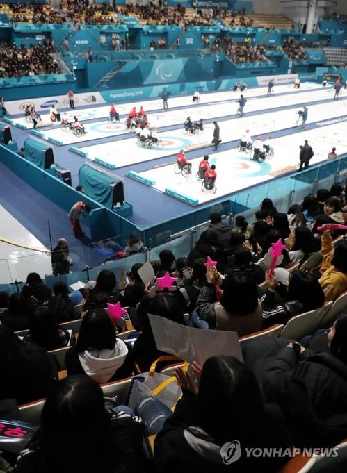 패럴림픽으로 이어진 컬링 인기