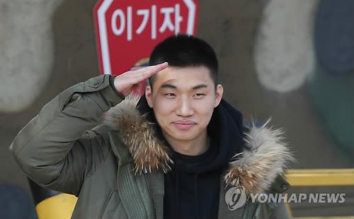 BIGBANG大成入伍服兵役