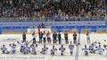 パラアイスホッケー 韓国は準決勝へ