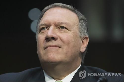 美 새 국무장관에 폼페이오 CIA 국장…대북 강경파